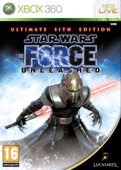 Star Wars The Force Unleashed Sith edition (X360)