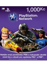 Sony PlayStation 3 - Network Card 1000CZK