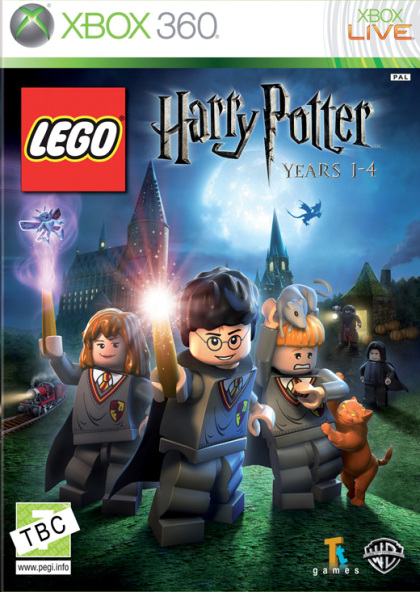 LEGO Harry Potter: Years 1-4 (X360)