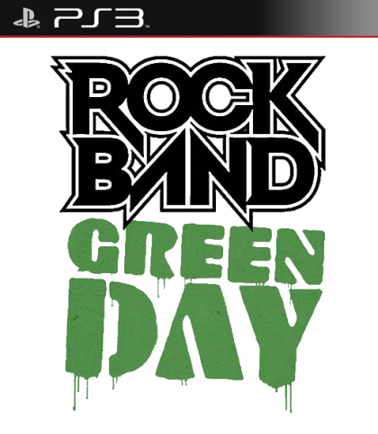 Rock Band: Green Day (PS3)