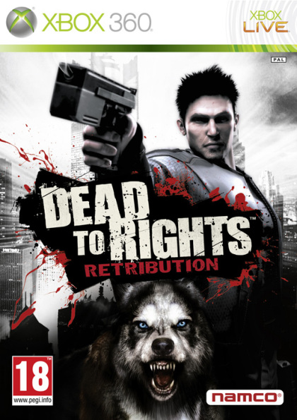Dead to Rights: Retribution (X-360)