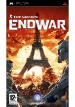 Tom Clancys End War (PSP)