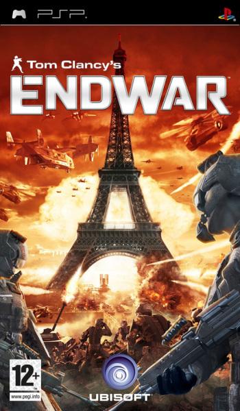 Tom Clancys End War (PSP)