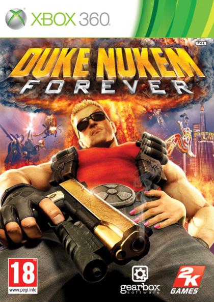 Duke Nukem Forever (X-360)