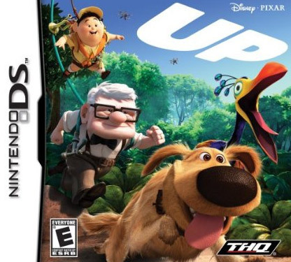 Up! The Videogame (NDS)