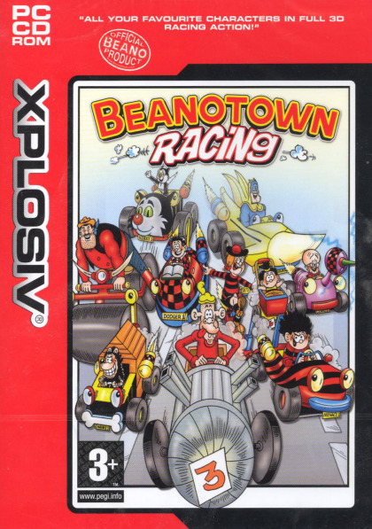 Beanotown Racing (PC)