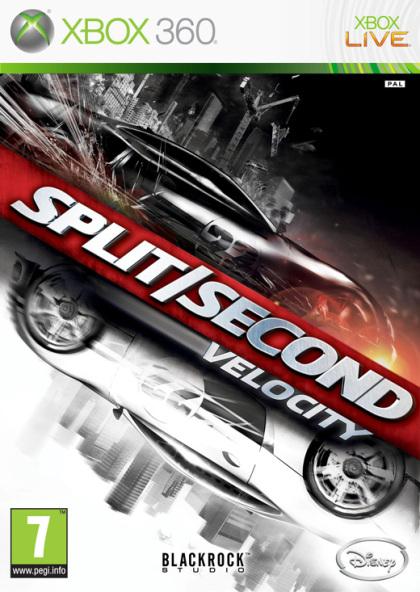 Split/Second Velocity (X360)