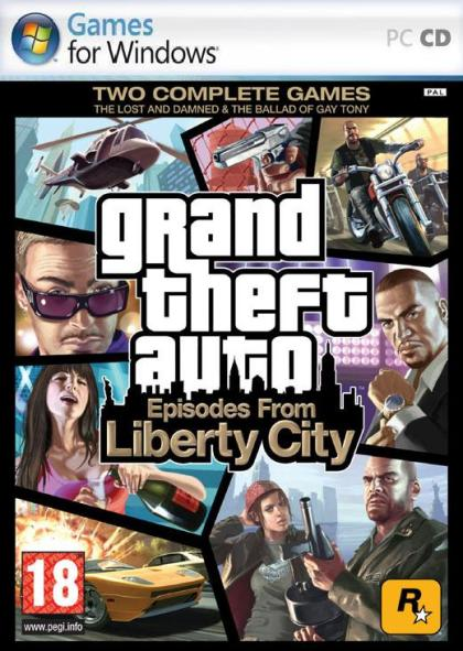 GTA Episodes From Liberty City (PC)