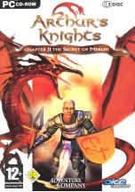 Arthurs Knights II: The Secret of Merlin (PC)