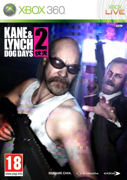 Kane & Lynch 2: Dog Days (X360)