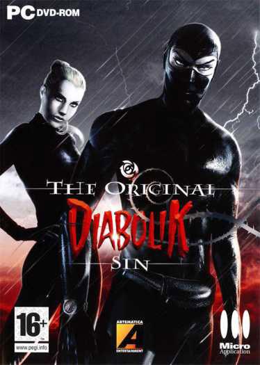 Diabolik The Original Sin (PC)