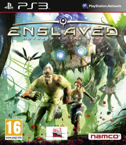 Enslaved Oddysey To The West (PS3)