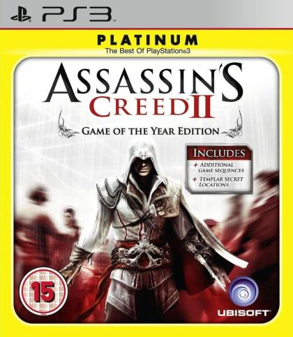 Assassins Creed 2 GOTY (PS3)