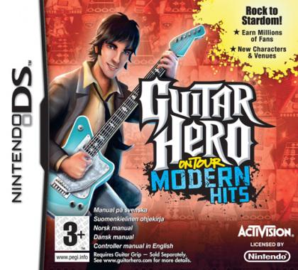 Guitar Hero On Tour Modern Hits (NDS)