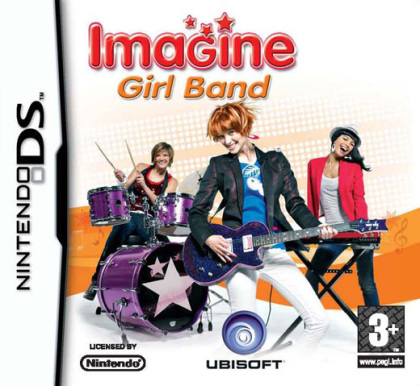 Imagine Girl Band (NDS)