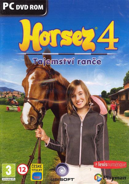 Horsez 4: Tajemství Ranče (PC)