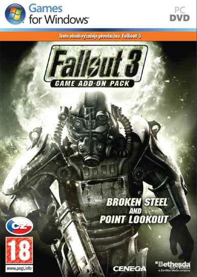 Fallout 3 Broken Steel + Point Lookout (PC)