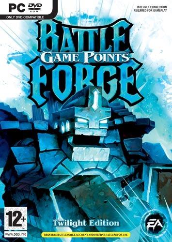 BattleForge Game Points Twilight Edition (PC)