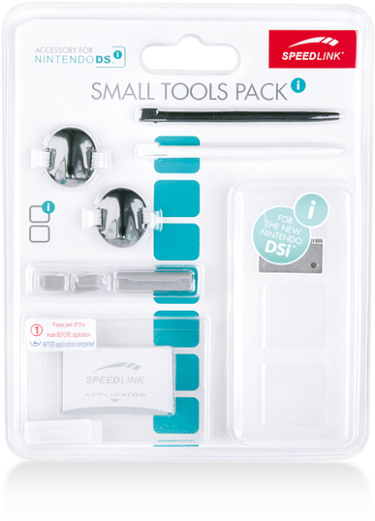 DSi Small Tools Pack Black (SL-5552-SBK)