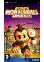 Super Monkey Ball Adventures (PSP)