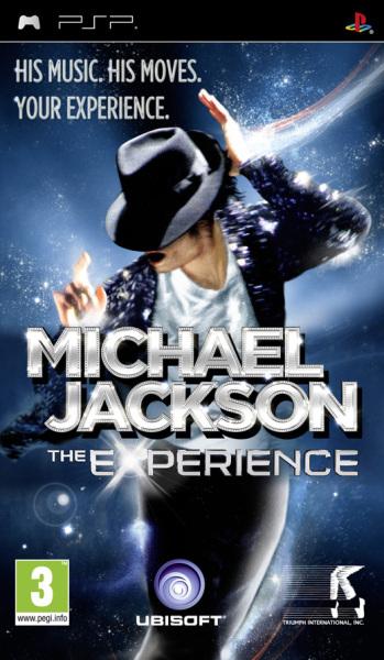 Michael Jackson The Experience (PSP)