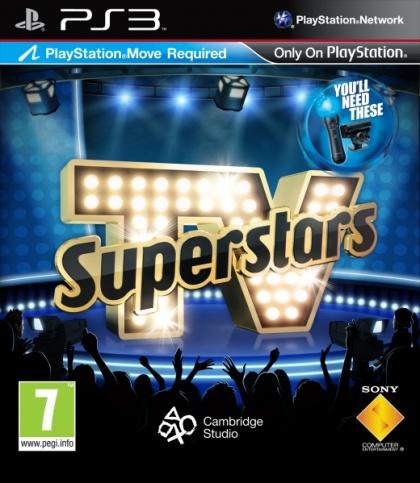 TV SuperStars (PS3 - Move)
