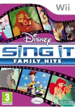 Disney Sing It: Family Hits (Wii)