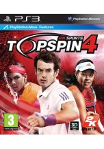 Top Spin 4 (PS3 - Move)