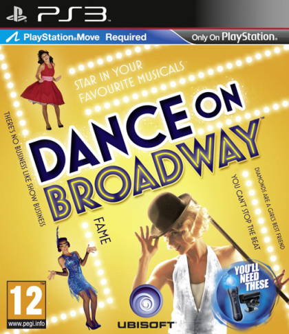 Dance on Broadway (PS3 - Move)