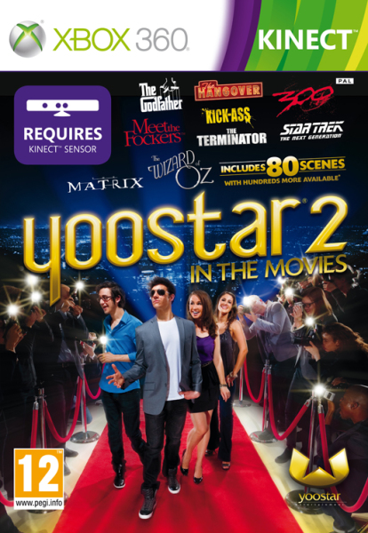 Yoostar 2: In the Movies (X360 - Kinect)