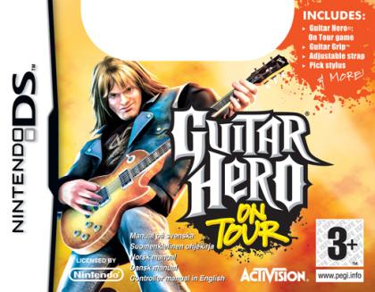 Guitar Hero On Tour (NDS)