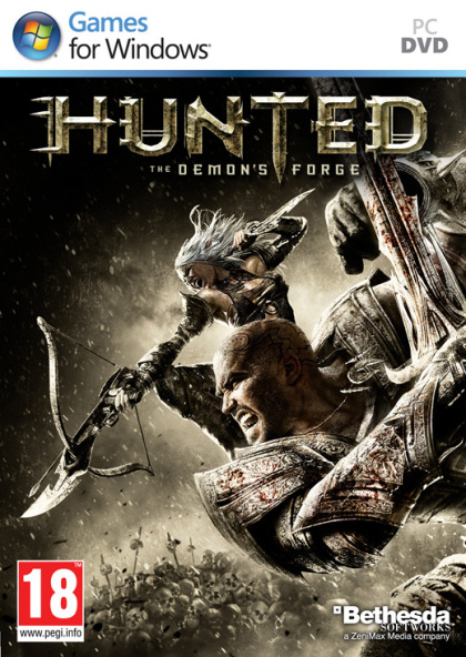 Hunted: The Demon´s Forge (PC)