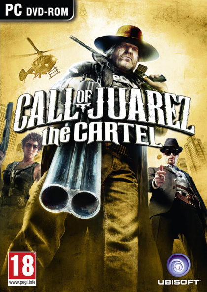 Call of Juarez: The Cartel CZ (PC)