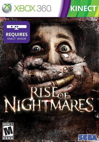 Rise of Nightmares (X360 - Kinect)