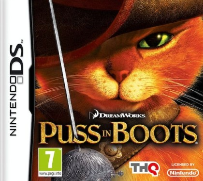 Puss in Boots (NDS)