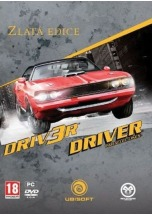 Driver 3 + Driver Parallel Lines GOLD (PC)