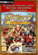 The Settlers VII Gold (PC)