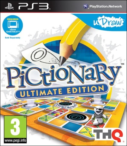 Pictionary 2 Ultimate Edition (PS3)