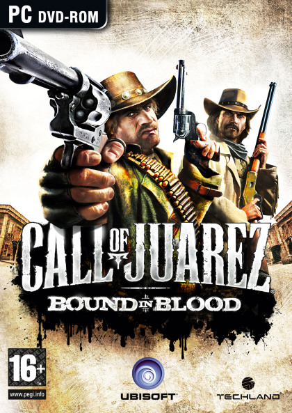Call of Juarez: Bound in Blood CZ (PC)