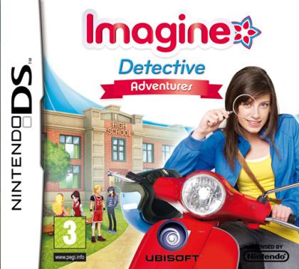 Imagine Detective Adventures (NDS)