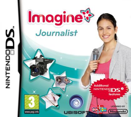 Imagine Journalist (NDS)