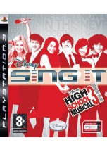 High School Musical 3: Senior Year Sing it (PS3)