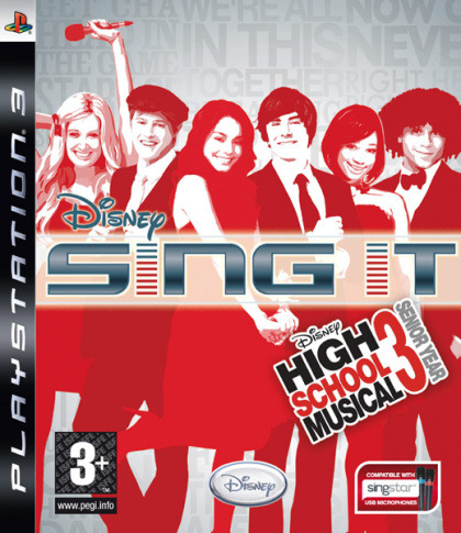 High School Musical 3: Senior Year Sing it (PS3)