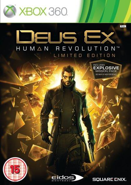 Deus Ex: Human Revolution Limited (X360)