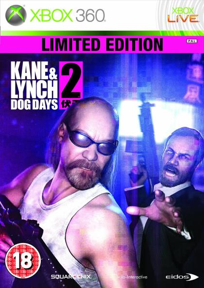 Kane & Lynch 2: Dog Days Limited Edition (X360)