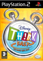 Disney Th!nk Fast (PS2)