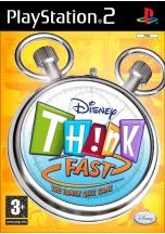 Disney Th!nk Fast (PS2)