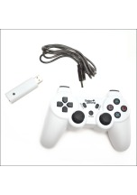 Under Control Wireless Controller - white (PS3)