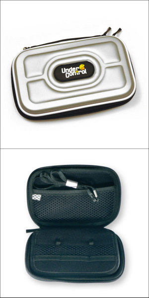Hard Bag - silver (NDS)