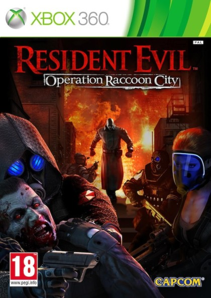 Resident Evil Operation Racoon City (X360)